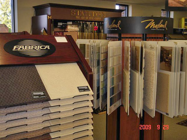 Come visit our showroom in Overland Park, Kansas and let us help find the right flooring for you!